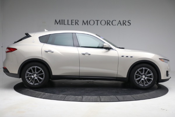 Used 2018 Maserati Levante for sale $57,900 at Bentley Greenwich in Greenwich CT 06830 10