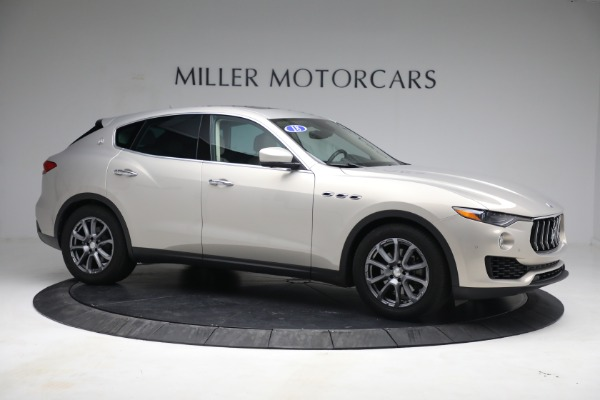 Used 2018 Maserati Levante for sale $57,900 at Bentley Greenwich in Greenwich CT 06830 11