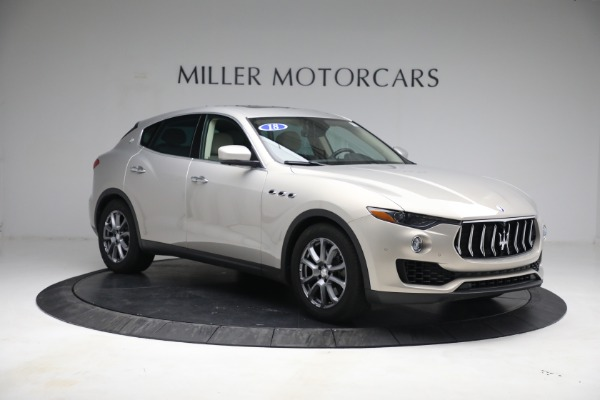 Used 2018 Maserati Levante for sale $57,900 at Bentley Greenwich in Greenwich CT 06830 12