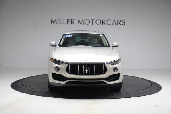 Used 2018 Maserati Levante for sale $57,900 at Bentley Greenwich in Greenwich CT 06830 13