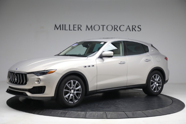 Used 2018 Maserati Levante for sale $57,900 at Bentley Greenwich in Greenwich CT 06830 2