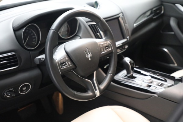 Used 2018 Maserati Levante for sale $57,900 at Bentley Greenwich in Greenwich CT 06830 20