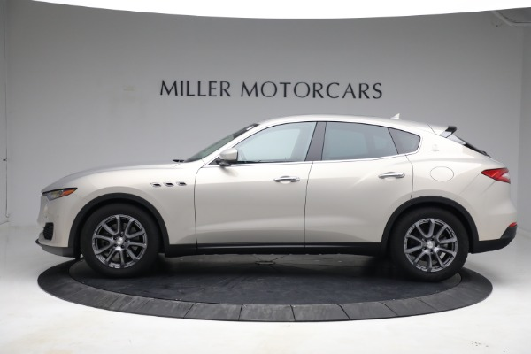 Used 2018 Maserati Levante for sale $57,900 at Bentley Greenwich in Greenwich CT 06830 3