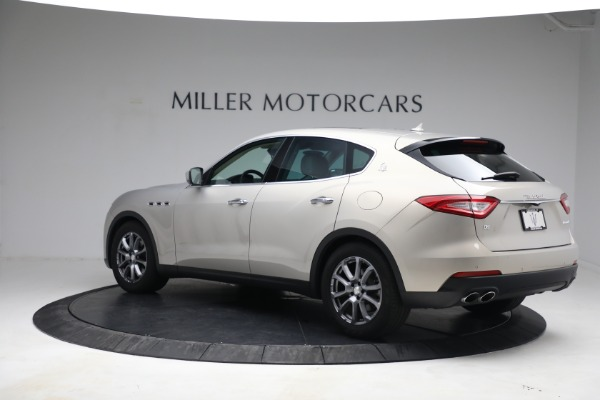 Used 2018 Maserati Levante for sale $57,900 at Bentley Greenwich in Greenwich CT 06830 4
