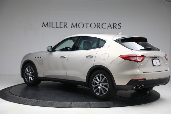 Used 2018 Maserati Levante for sale $57,900 at Bentley Greenwich in Greenwich CT 06830 5