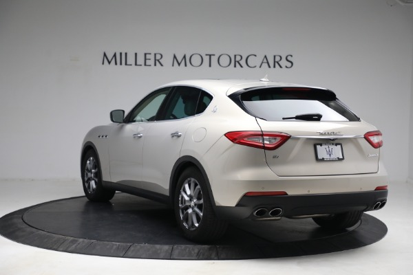 Used 2018 Maserati Levante for sale $57,900 at Bentley Greenwich in Greenwich CT 06830 6