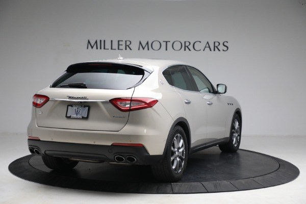 Used 2018 Maserati Levante for sale $57,900 at Bentley Greenwich in Greenwich CT 06830 8