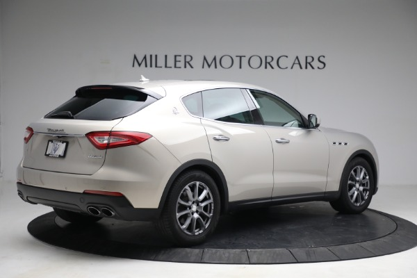 Used 2018 Maserati Levante for sale $57,900 at Bentley Greenwich in Greenwich CT 06830 9