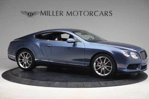 Used 2015 Bentley Continental GT V8 S for sale $119,900 at Bentley Greenwich in Greenwich CT 06830 10