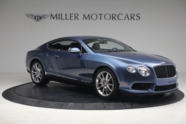 Used 2015 Bentley Continental GT V8 S for sale $119,900 at Bentley Greenwich in Greenwich CT 06830 11
