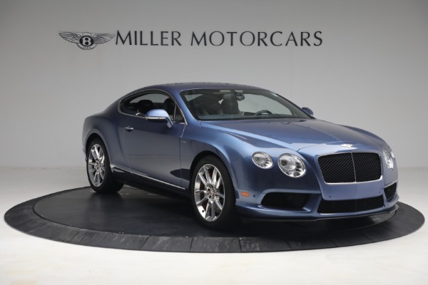 Used 2015 Bentley Continental GT V8 S for sale $119,900 at Bentley Greenwich in Greenwich CT 06830 12