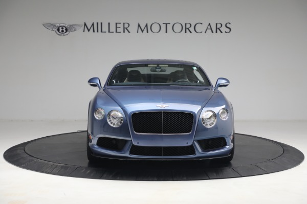 Used 2015 Bentley Continental GT V8 S for sale $119,900 at Bentley Greenwich in Greenwich CT 06830 13