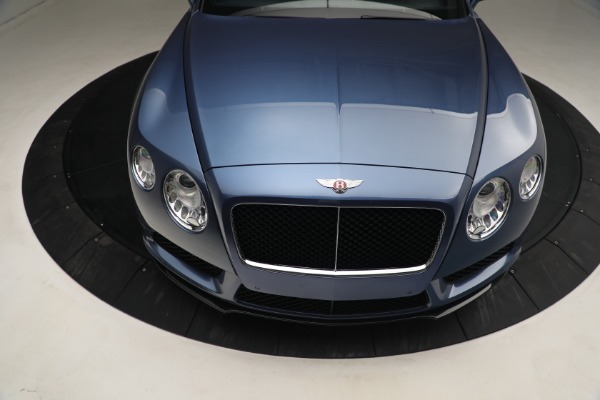 Used 2015 Bentley Continental GT V8 S for sale $119,900 at Bentley Greenwich in Greenwich CT 06830 14