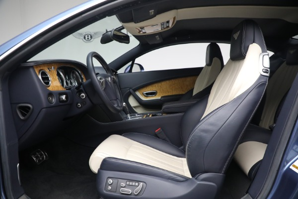 Used 2015 Bentley Continental GT V8 S for sale $119,900 at Bentley Greenwich in Greenwich CT 06830 18