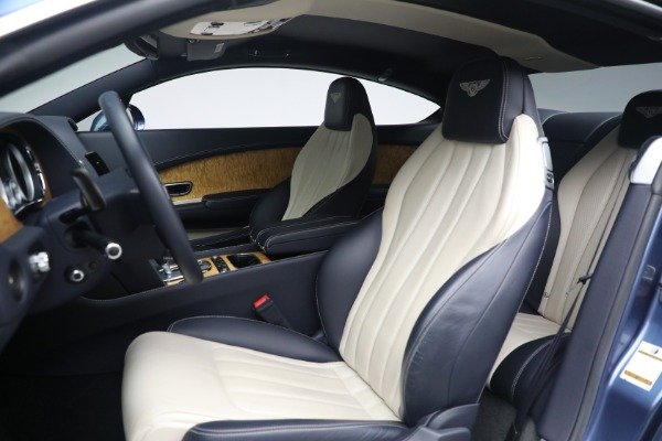 Used 2015 Bentley Continental GT V8 S for sale $119,900 at Bentley Greenwich in Greenwich CT 06830 19