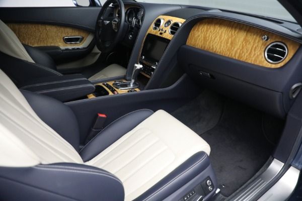 Used 2015 Bentley Continental GT V8 S for sale $119,900 at Bentley Greenwich in Greenwich CT 06830 22