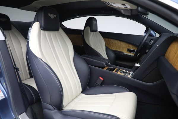 Used 2015 Bentley Continental GT V8 S for sale $119,900 at Bentley Greenwich in Greenwich CT 06830 24