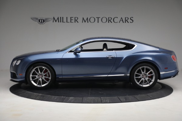 Used 2015 Bentley Continental GT V8 S for sale $119,900 at Bentley Greenwich in Greenwich CT 06830 3