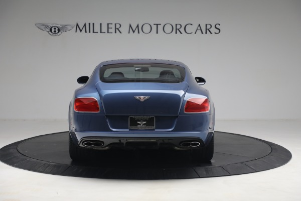 Used 2015 Bentley Continental GT V8 S for sale $119,900 at Bentley Greenwich in Greenwich CT 06830 6