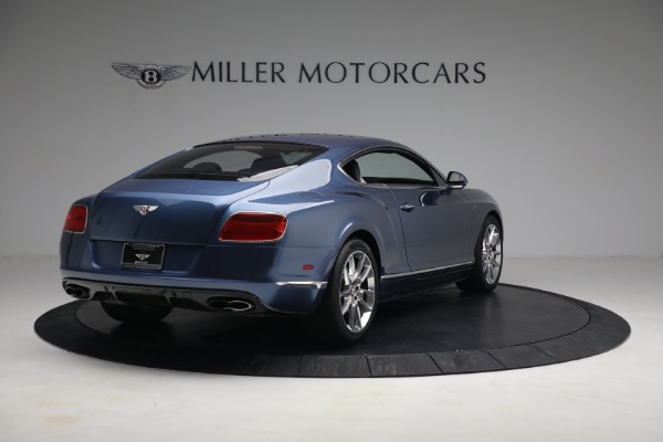 Used 2015 Bentley Continental GT V8 S for sale $119,900 at Bentley Greenwich in Greenwich CT 06830 7