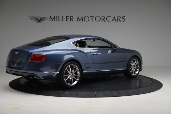 Used 2015 Bentley Continental GT V8 S for sale $119,900 at Bentley Greenwich in Greenwich CT 06830 8