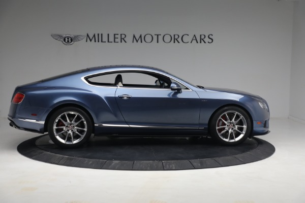 Used 2015 Bentley Continental GT V8 S for sale $119,900 at Bentley Greenwich in Greenwich CT 06830 9
