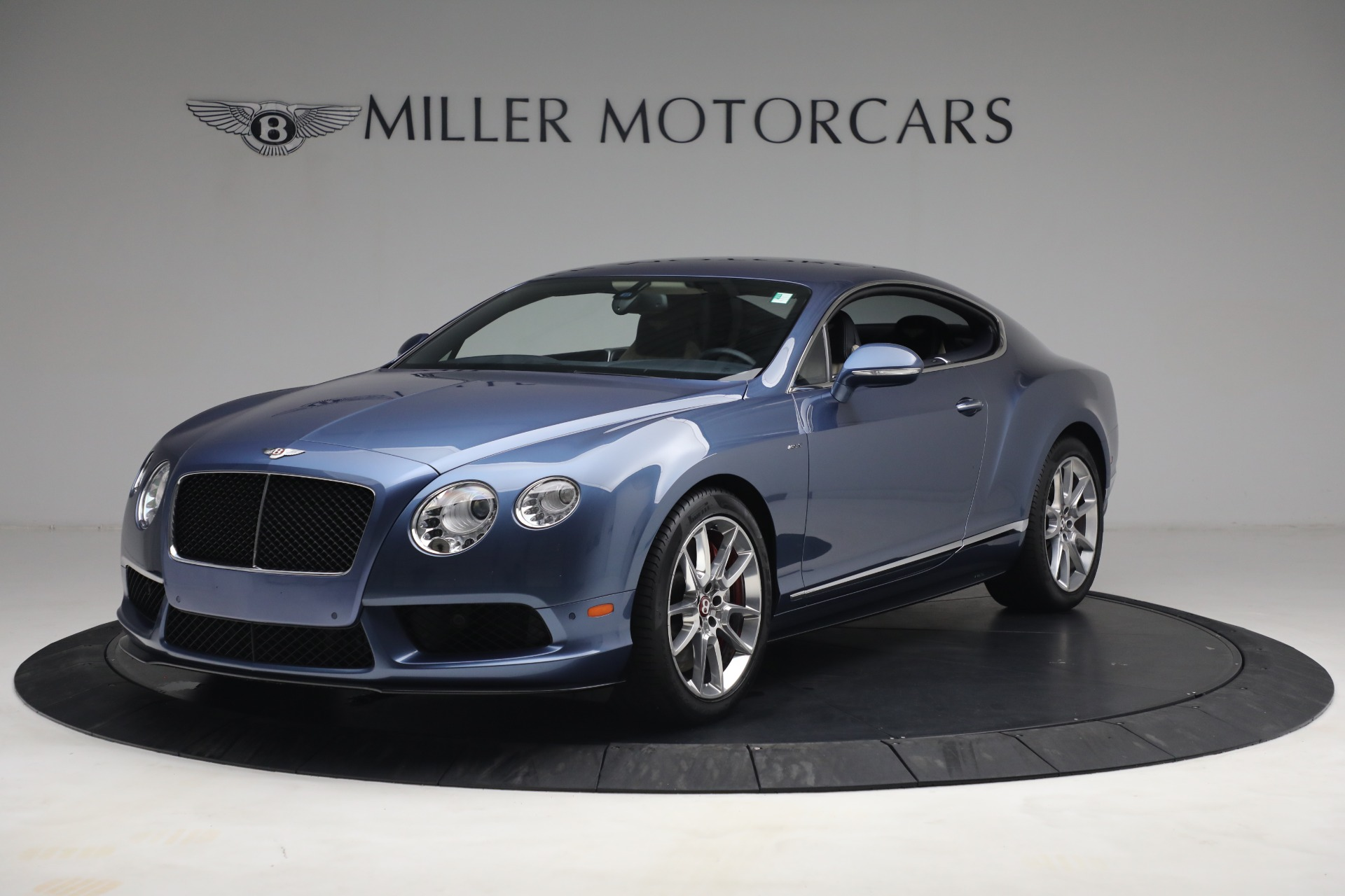 Used 2015 Bentley Continental GT V8 S for sale $119,900 at Bentley Greenwich in Greenwich CT 06830 1