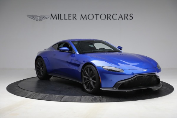 Used 2020 Aston Martin Vantage for sale $139,990 at Bentley Greenwich in Greenwich CT 06830 11