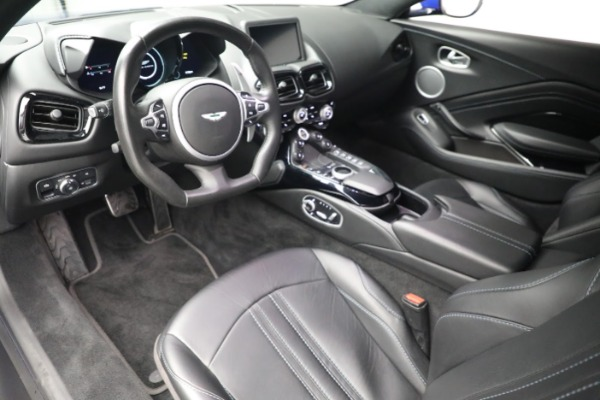 Used 2020 Aston Martin Vantage for sale $139,990 at Bentley Greenwich in Greenwich CT 06830 12