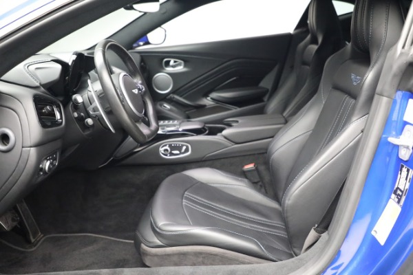 Used 2020 Aston Martin Vantage for sale $139,990 at Bentley Greenwich in Greenwich CT 06830 13