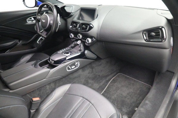 Used 2020 Aston Martin Vantage for sale $139,990 at Bentley Greenwich in Greenwich CT 06830 17