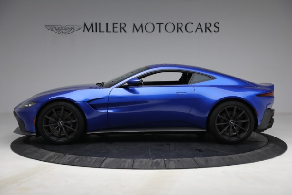 Used 2020 Aston Martin Vantage for sale $139,990 at Bentley Greenwich in Greenwich CT 06830 2