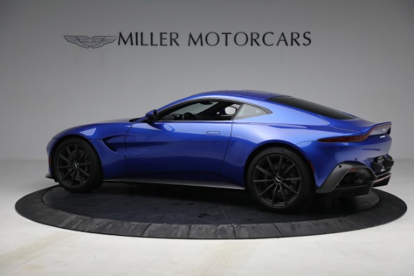 Used 2020 Aston Martin Vantage for sale $139,990 at Bentley Greenwich in Greenwich CT 06830 3