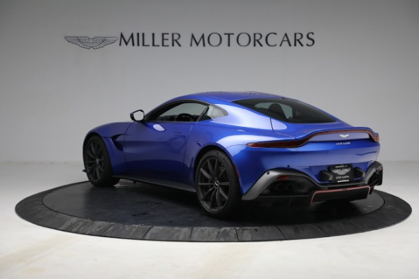 Used 2020 Aston Martin Vantage for sale $139,990 at Bentley Greenwich in Greenwich CT 06830 4