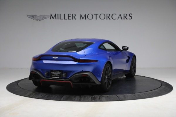 Used 2020 Aston Martin Vantage for sale $139,990 at Bentley Greenwich in Greenwich CT 06830 6