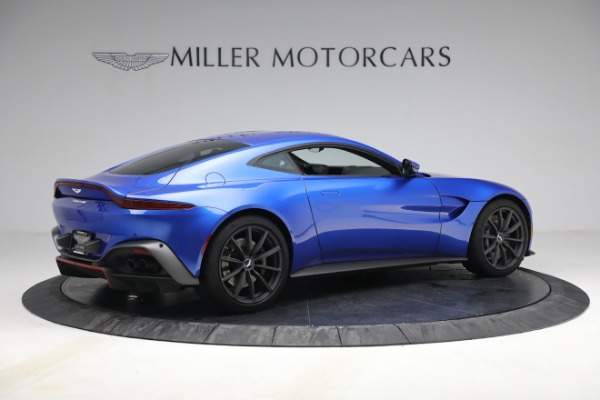 Used 2020 Aston Martin Vantage for sale $139,990 at Bentley Greenwich in Greenwich CT 06830 7