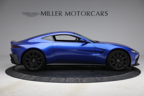 Used 2020 Aston Martin Vantage for sale $139,990 at Bentley Greenwich in Greenwich CT 06830 8