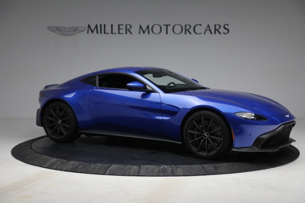 Used 2020 Aston Martin Vantage for sale $139,990 at Bentley Greenwich in Greenwich CT 06830 9