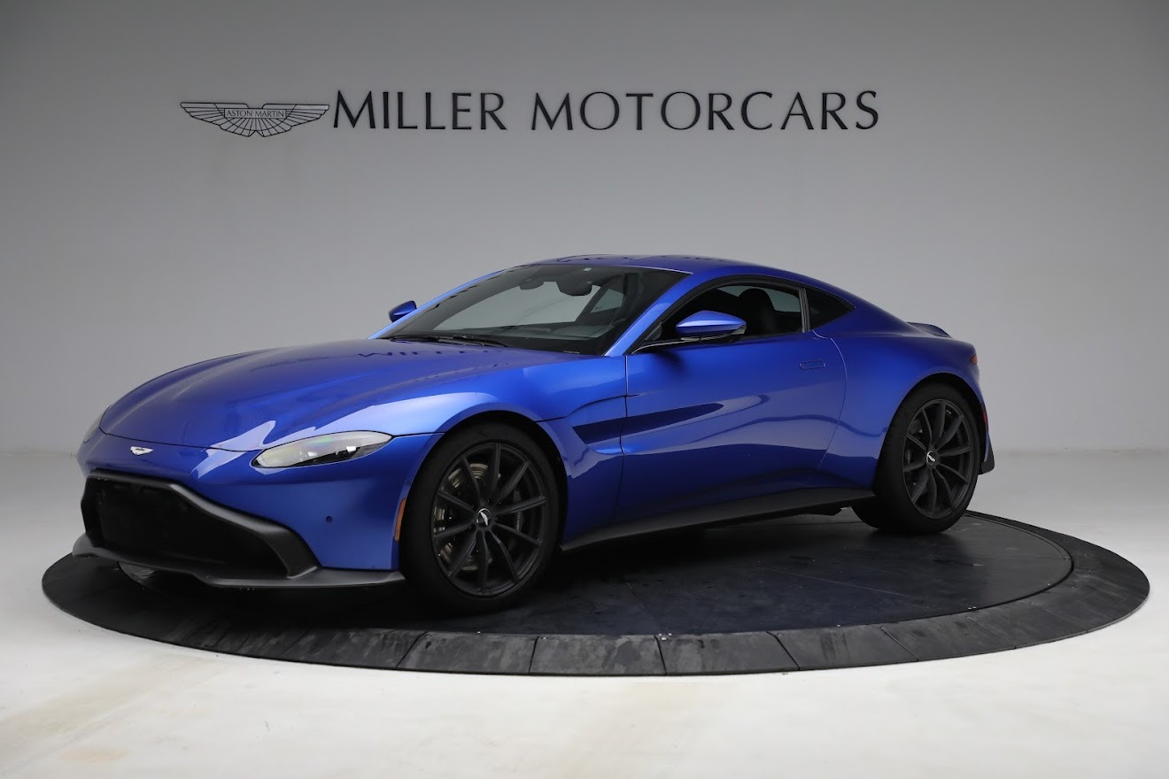 Used 2020 Aston Martin Vantage for sale $139,990 at Bentley Greenwich in Greenwich CT 06830 1