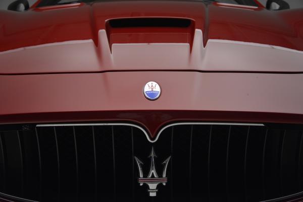Used 2014 Maserati GranTurismo MC for sale Sold at Bentley Greenwich in Greenwich CT 06830 14