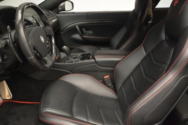 Used 2014 Maserati GranTurismo MC for sale Sold at Bentley Greenwich in Greenwich CT 06830 17