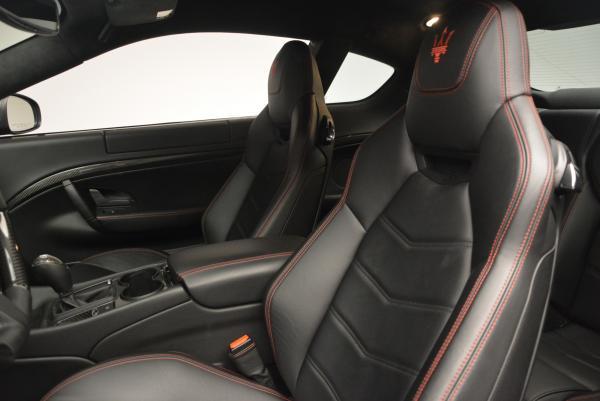 Used 2014 Maserati GranTurismo MC for sale Sold at Bentley Greenwich in Greenwich CT 06830 18