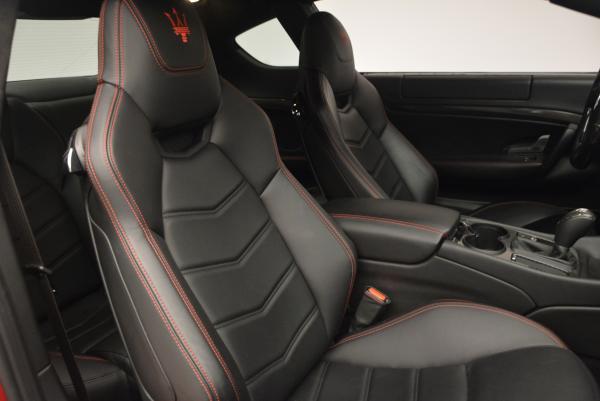 Used 2014 Maserati GranTurismo MC for sale Sold at Bentley Greenwich in Greenwich CT 06830 22