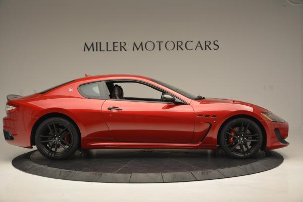 Used 2014 Maserati GranTurismo MC for sale Sold at Bentley Greenwich in Greenwich CT 06830 9