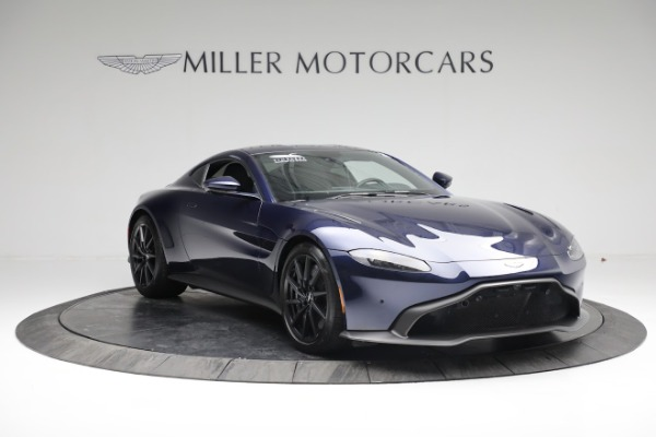Used 2020 Aston Martin Vantage for sale $139,900 at Bentley Greenwich in Greenwich CT 06830 10