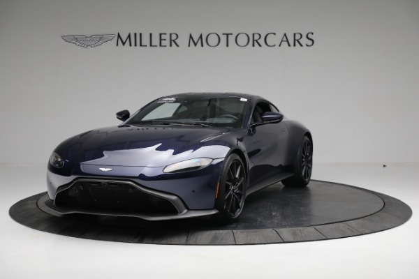Used 2020 Aston Martin Vantage for sale $139,900 at Bentley Greenwich in Greenwich CT 06830 12