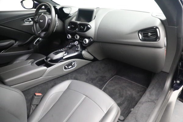 Used 2020 Aston Martin Vantage for sale $139,900 at Bentley Greenwich in Greenwich CT 06830 17