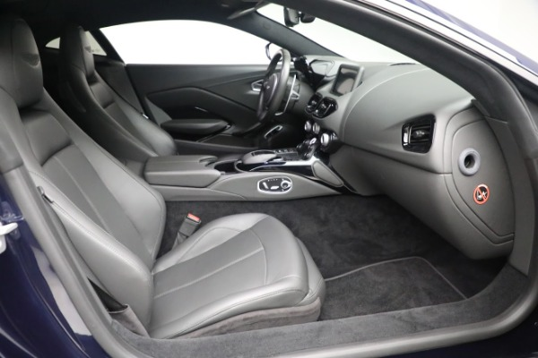 Used 2020 Aston Martin Vantage for sale $139,900 at Bentley Greenwich in Greenwich CT 06830 18
