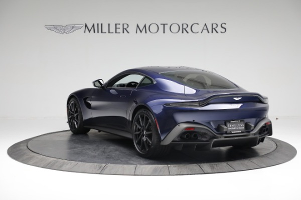 Used 2020 Aston Martin Vantage for sale $139,900 at Bentley Greenwich in Greenwich CT 06830 4