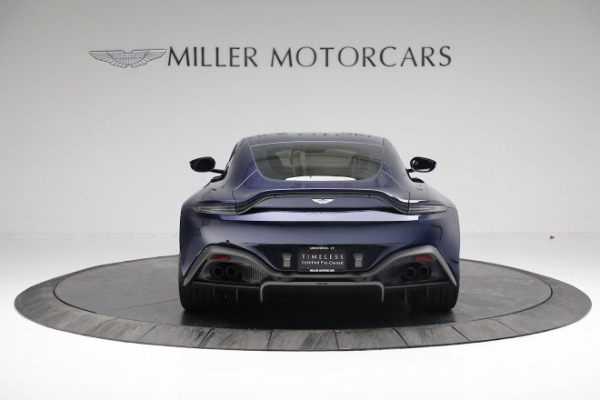 Used 2020 Aston Martin Vantage for sale $139,900 at Bentley Greenwich in Greenwich CT 06830 5